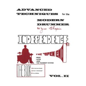 Cover image of Advanced Techniques for the Modern Drummer volume 2 by Jim Chapin